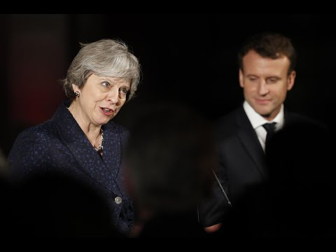 ماكرون وماي يوقعان معاهدة جديدة مراقبة الهجرة  - نشر قبل 1 ساعة