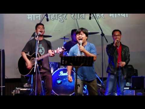 "Concert By Alpha and Omega featuring  ""MR. MAN BAHADUR"" Benjamin Pradhan from (Hepzibah Band)"