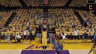 NBA 2K16 My Career | Straight Bricks | PC Gameplay Part 1