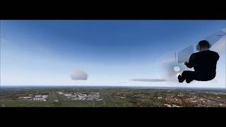 50 P3Dv4.3 Before and After FlyTampa Amstedam 4K