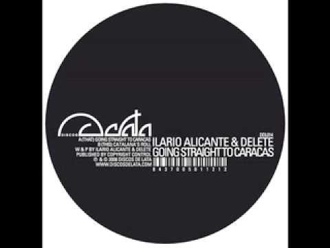 Ilario Alicante & Delete - Catalana's Roll
