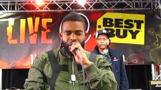 Pharoahe Monch- Still Standing @ Best Buy (Union Square), NYC