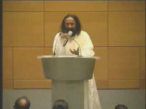 Sri Sri Ravi Shankar @ University of Pennsylvania