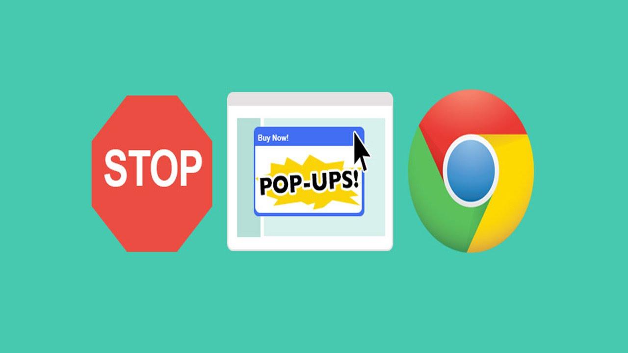Bloquer Les Fenêtres Pop Up Sur Google Chrome