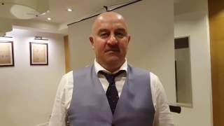 Черчесов после матча Россия - Мексика! Обращение к болельщикам!