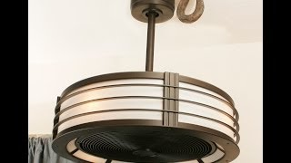 Fanimation Beckwith Ceiling Fan Youtube