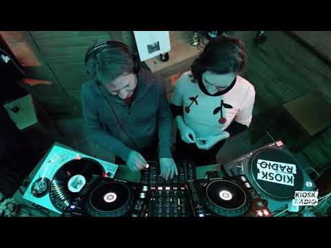 Tolouse Low Trax & Charlotte Atomi @ KIOSK RADIO (Dec 15, 2017)