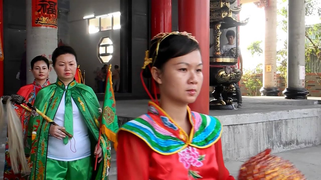 龍華靜修院104年10月4日往北部巡禮行香 - YouTube