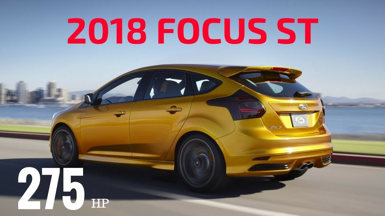 2018 Ford Focus St Total Refresh