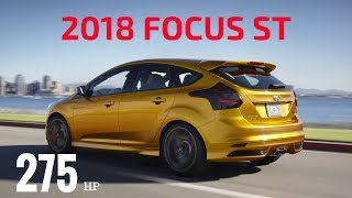 2018 Ford Focus ST TOTAL REFRESH!