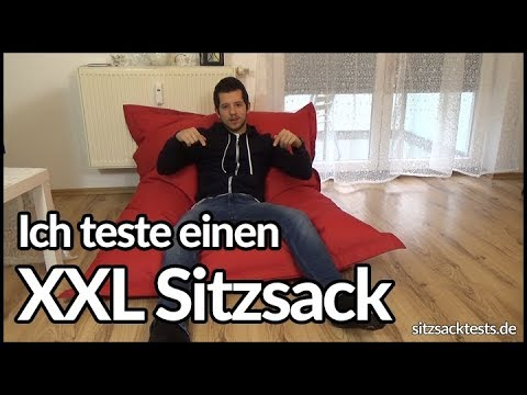 Xxl Sitzsack Im Test Lumaland Riesensitzsack Sitzsacktestsde