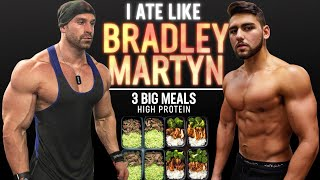 I Ate Like Bradley Martyn For A Day