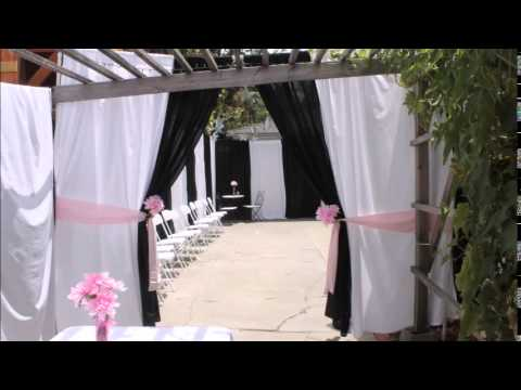 DIY diy BACKYARD SWEET 16 sixteen party decoration ideas YouTube