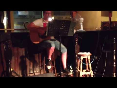 Wake Me Up at Christies Bar Salou sung by Keith O