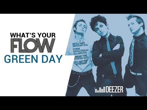 Green Day - Deezer What's Your Flow