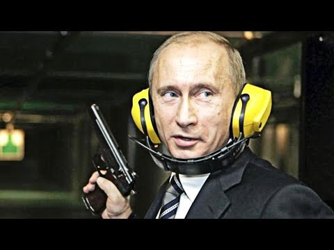 A Day In The Life of Vladimir Putin (President of Russia)