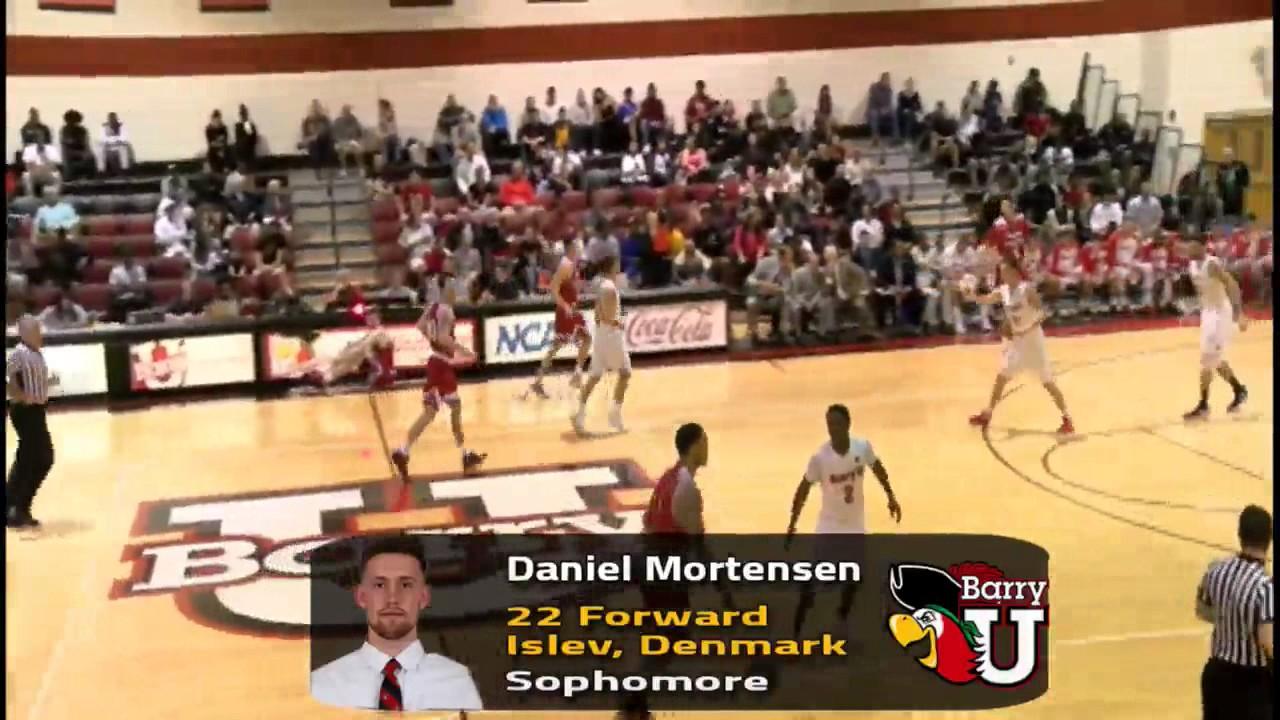 Barry University Mens Basketball vs. Florida Southern ...