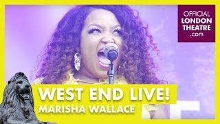 West End LIVE 2017: Marisha Wallace