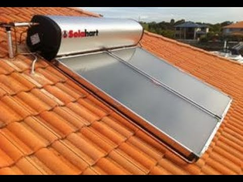 Why are my solar hot water panels leaking? Call 0429361819