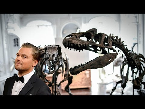 Leonardo DiCaprio Ordered to Hand Over Oscar