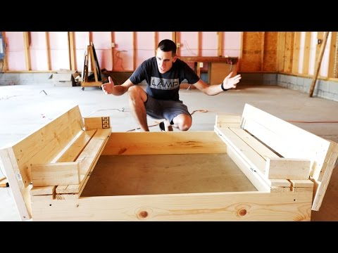 HOW TO BUILD A SANDBOX WITH BENCH SEATS #DIY<a href='/yt-w/IT6Z_9Vt3dc/how-to-build-a-sandbox-with-bench-seats-diy.html' target='_blank' title='Play' onclick='reloadPage();'>   <span class='button' style='color: #fff'> Watch Video</a></span>