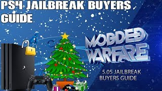 PS4 Jailbreak Buyers Guide