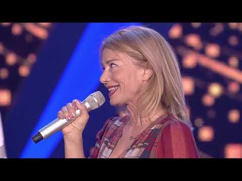 """Lumturia e Eva Alikajt ne skenen e """"C'est la vie"""""""