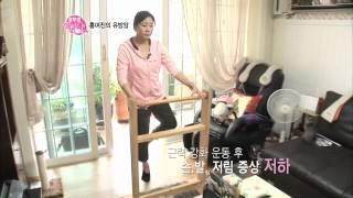 [충무로 와글와글 100회] 유방암 건강 전도사 홍여진