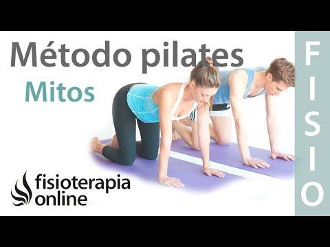 Los mitos del Método Pilates