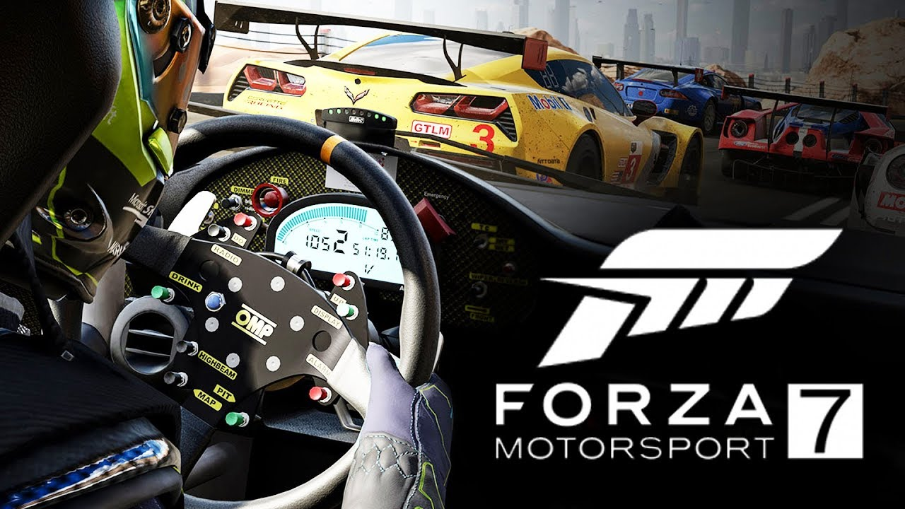 TESTUJE DEMO FORZY MOTORSPORT 7 NA PC W 4K