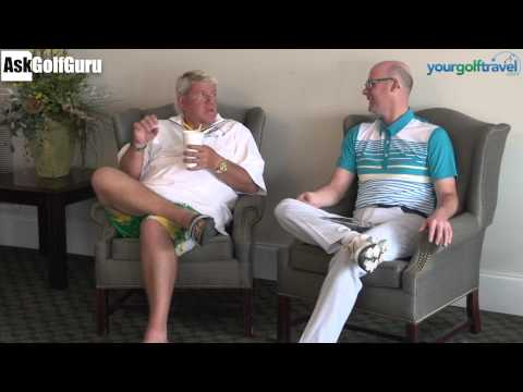 John Daly The Masters USPGS and Kerry Packer