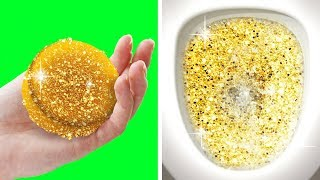 32 CLEANING HACKS THAT WILL AMAZE YOU YT