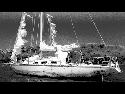 SSL 168 ~ GHOST SHIP drifts into Grenada with dead owner onboard