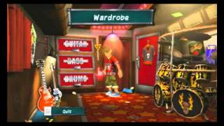 Musiic Party: Rock The House Nintendo Wii Game Trailer Video