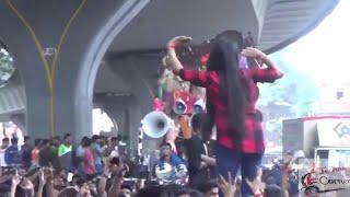 mumbai ganapati || pune ganapati || payal naman ||crazy dancers pune & Mumbai || official video 2017