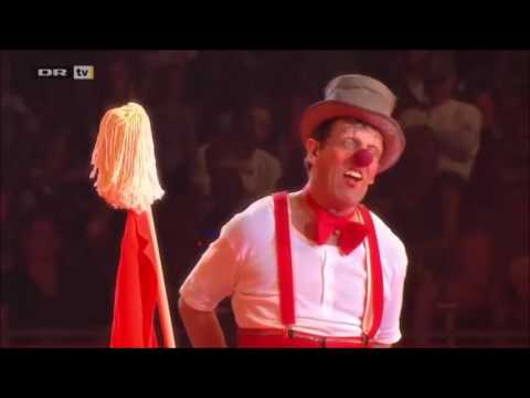 Bamse og Chico i Cirkus Summarum 2015