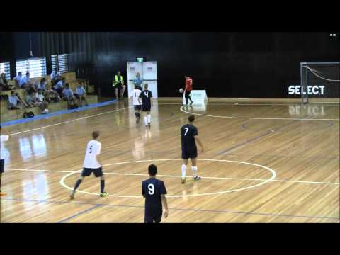 2015 FFA Futsal Nationals U19 Vic vs ACT Blue