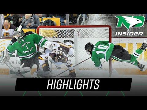 North Dakota at Minnesota Duluth | Highlights | UND Hockey | 11/30/18