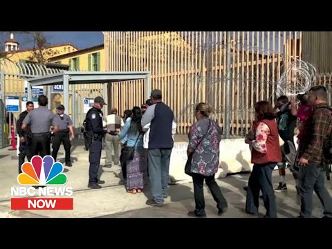 How Trump's Change In Asylum Rules Will Impact Migration | NBC News Now