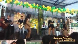 Juninho França & A Desejada - Ao Vivo no São João de Campo Alegre (Santa Terezinha-BA) 2014