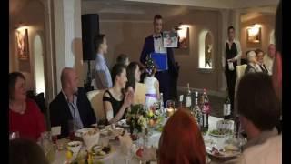 magic show на свадьбе