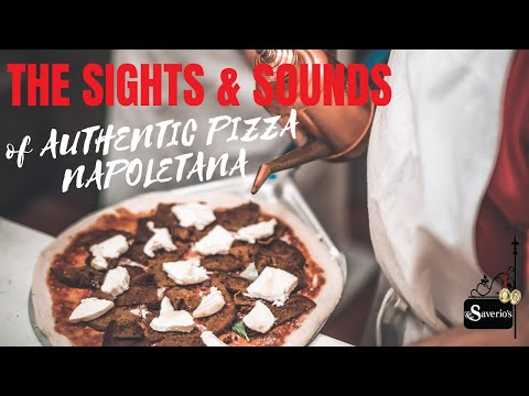 Sights and Sounds of Great Pizza