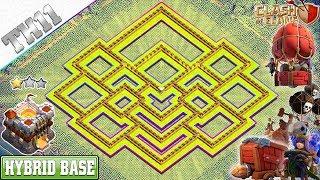 New Best TH11 Base 2019 | th11 HYBRID/FARMING Base – Clash of Clans 2019