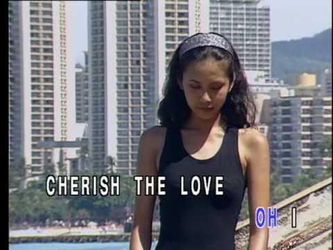 cherish the love -karaoke kool & the gang