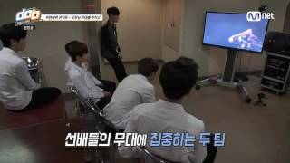 Cover images SF9 & Honeyst's reaction while watching CNBLUE