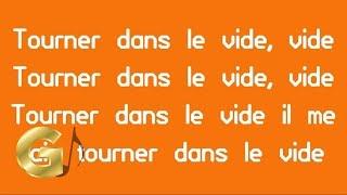 Indila - Tourner Dans Le Vide Paroles (Lyrics) [Nightcore]