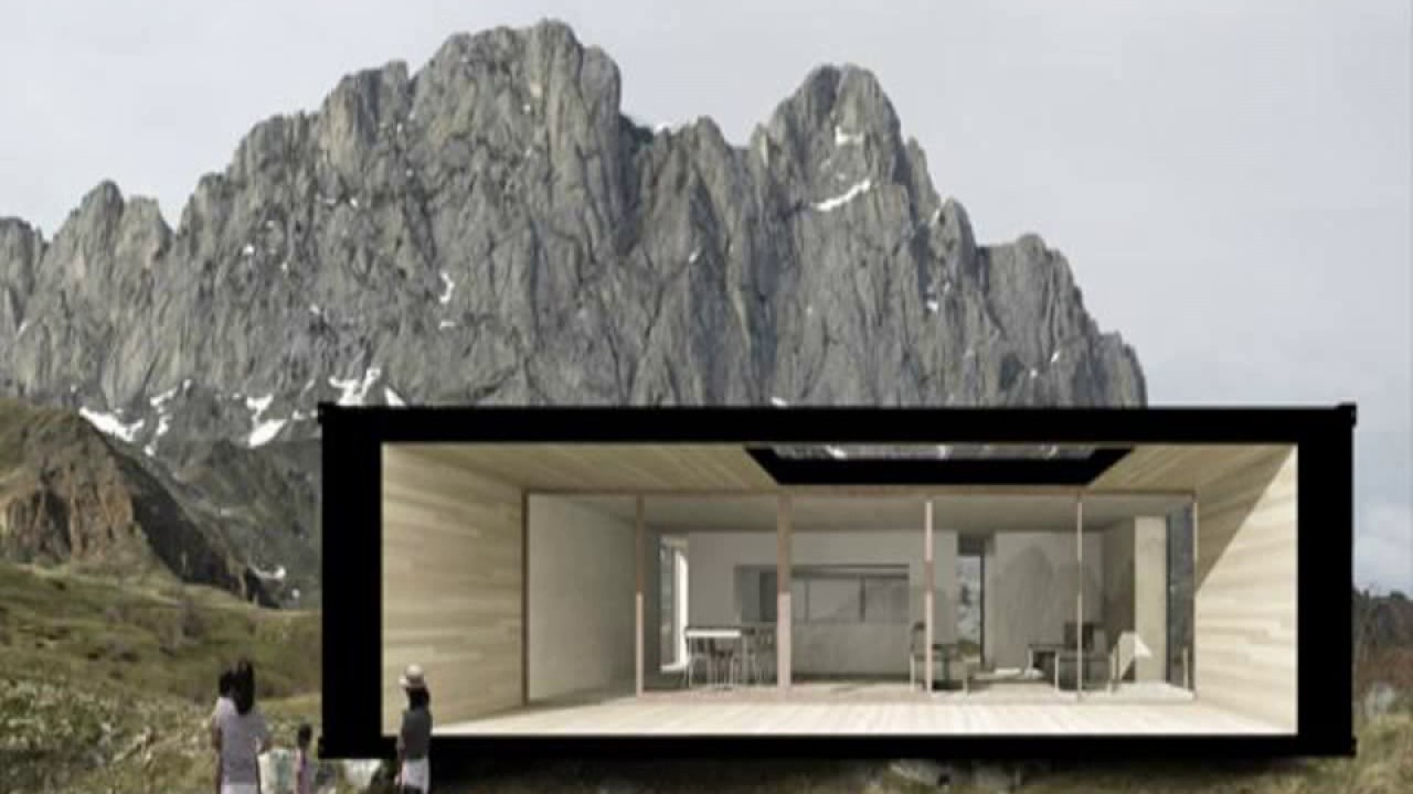 shipping container house tasmania