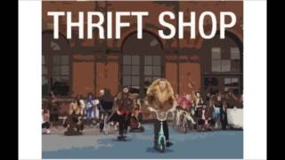 Remix Macklemore - Thrift Shop (Robosoul - Monsterbot)
