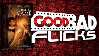 Gerald's Game – Movie Review