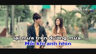 [Karaoke Beat] Còn Lại Gì Sau Cơn Mưa - Hồ Quang Hiếu ft Simon.Dzung^^!